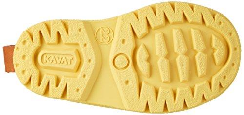 Kavat Unisex Baby Grytgöl Gummistiefel Gelb (Light Yellow)