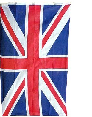 New 4x6 United Kingdom Flag British Union Jack UK - X British