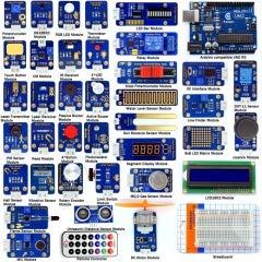 Electrobot DIY 42 in 1 Ultimate Sensor Kit for Arduino UNO