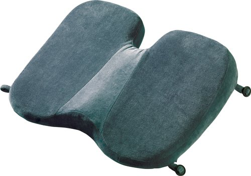 Design Go Memory Foam Soft Seat Dark Grey, Gray, One Size ()