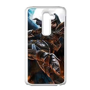 diablo 3 demon hunterother LG G2 Cell Phone Case White 53Go-107798