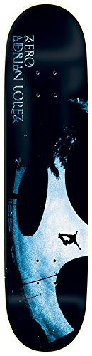 結婚した自然公園外観ZERO/ゼロ スケートボードデッキ DYING TO LIVE RE-ISSUE R7 LOPEZ 8.25 AIDRIAN LOPEZモデル DECK スケボーSK8
