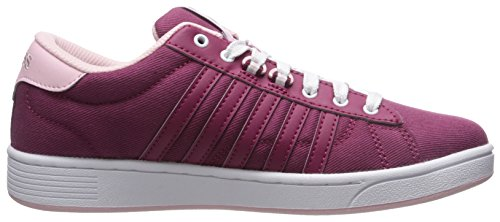 K-swiss Vrouwen Hoke T Cmf Fashion Sneaker Purple Potion / Potpourri / Wit