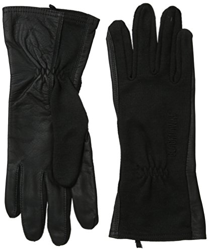 - BLACKHAWK! Men's Aviator Fire Resistant Flight Ops Gloves with Nomex (Black, Large)