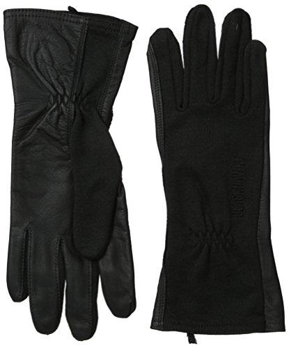 BLACKHAWK! Men's Aviator Fire Resistant Flight Ops Gloves with Nomex (Black, Large)