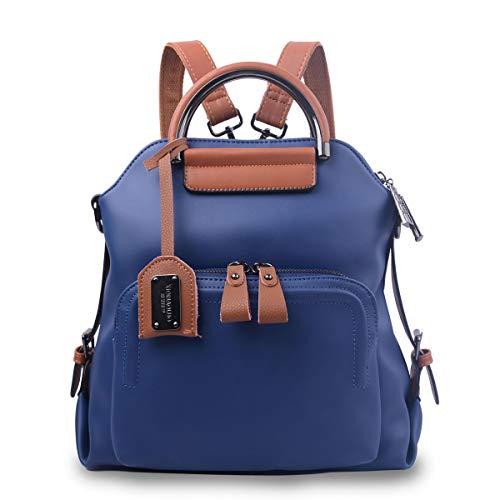 Mini Women Backpack Purse...