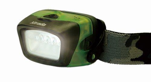 ルミカ(LUMICA) Xtrada X3 ヘッドライト グリーンの商品画像
