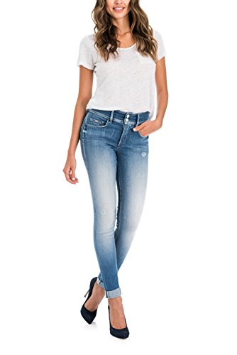 Wash Denim Premium Push Skinny Azzuro Secret Salsa In FUwPYBZARq