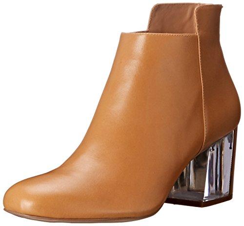 Calvin Klein Women's Lorah Boot, Almond Tan, 8.5 M US by Calvin Klein