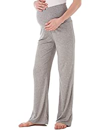 Women's Maternity Wide/Straight Versatile Comfy Palazzo...