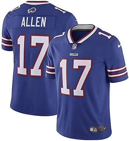 Men's Josh Allen Buffalo Bills NFL Football Limited Royal White ...