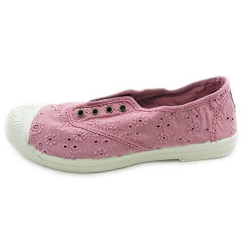 Natural Natural Donna Sneaker Rosa World World q6q5W1UHc