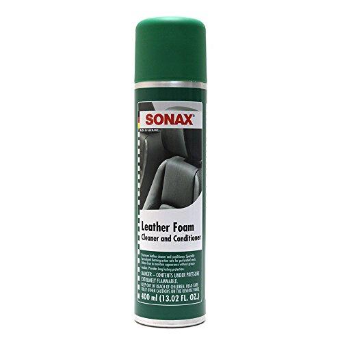 - Sonax (289300-755) Leather Foam - 13.02 oz.