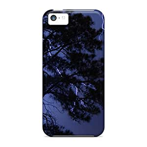 Hot Snap-on Lightning Hard Cover Case/ Protective Case For Iphone 5c