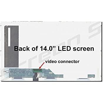 SONY PCG-61A11U Replacement Screen for Laptop LED HD Matte. Same Day Shipping. 2 Year Warranty