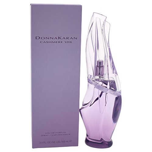 Donna Karan Cashmere Veil Eau De Parfum Spray for Women, 3.4 Ounce