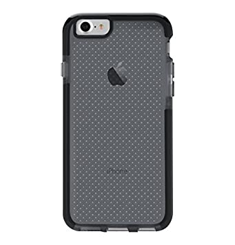 premium selection ede39 d03d6 Tech21 Protective Apple iPhone 7/8 Case Thin Patterned Back Cover with  FlexShock - Evo Check - Smokey Black