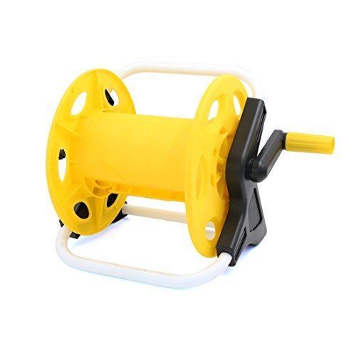 DealMux Portable Garden Water Hose Reel Organizer Kit Outdoor Car Wash Cleaning Tool