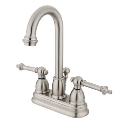 Deck Mount Lavatory Faucet - 2