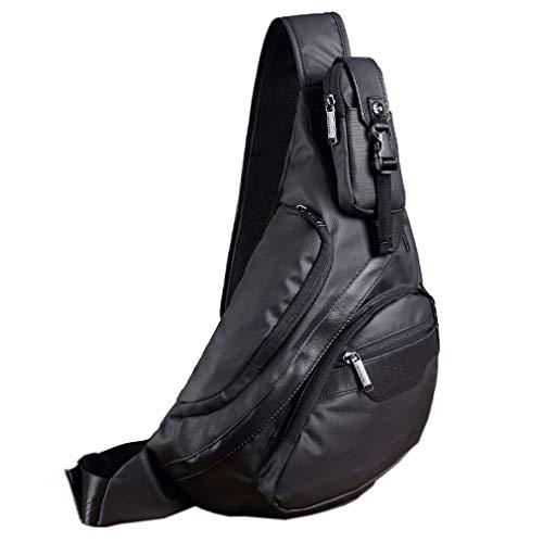 Leather Sling Bag Crossbody