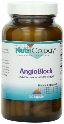 Nutricology Angioblock, Capsules, 120-Count