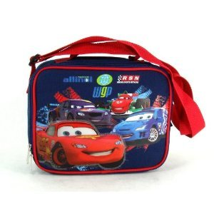 Cars Insulated Lunch Box
