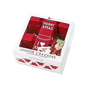 Amazon.com: talking tables entretenimiento de Navidad Jersey ...
