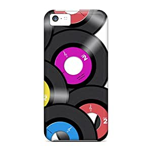 Iphone 5c Cases, Premium Protective Cases With Awesome Look - Vinyl Cd