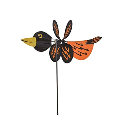 Baltimore Orioles Bird (In the Breeze Baby Oriole Garden Spinner)