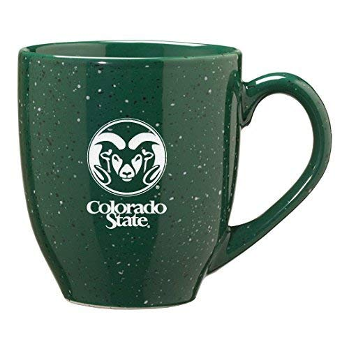 Colorado State University - 16-ounce Ceramic Coffee Mug - Green