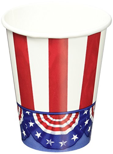 - American Pride Party Cups, 9 oz., 50 Ct.