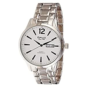 Omax Casual Watch For Men Analog Stainless Steel - 00HYB021P008