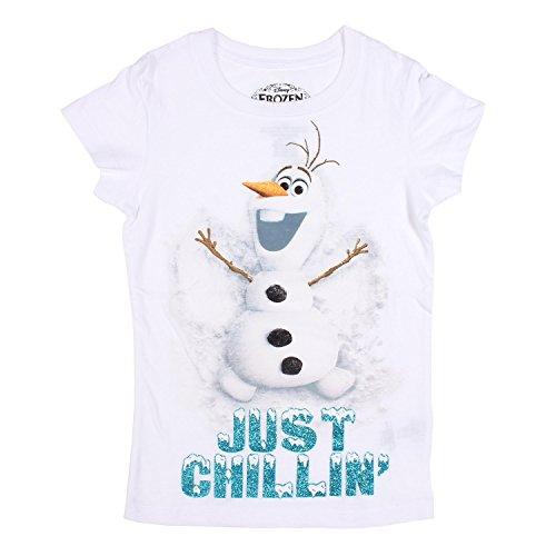 Just Chillin Girl (Disney Frozen Olaf