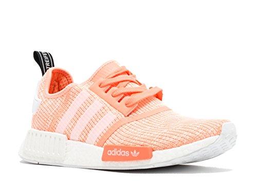 Adidas Originals Kvinna Nmd_r1 Sunglo, Wwht, Hzcor