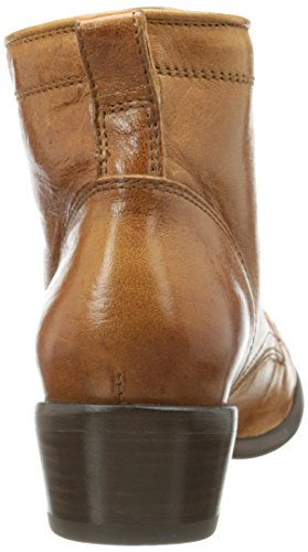 Antique Up de Carson la Frye Botas Pull de mujer Cognac Washed H8vxxwdq5