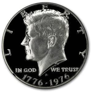 1994 D John Kennedy Half Dollar With 2x2 Snap from Mint Set Combined Shipping