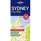 Lonely Planet Sydney City Map (Travel Guide)