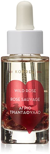 Korres Wild Rose Advanced Brightening and Nourishing Face Oil, 1.01 Ounce