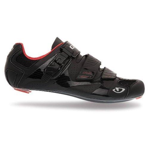 Giro 2013 Mens Prolight SLX Road Bike Shoes (Black - 44.5)
