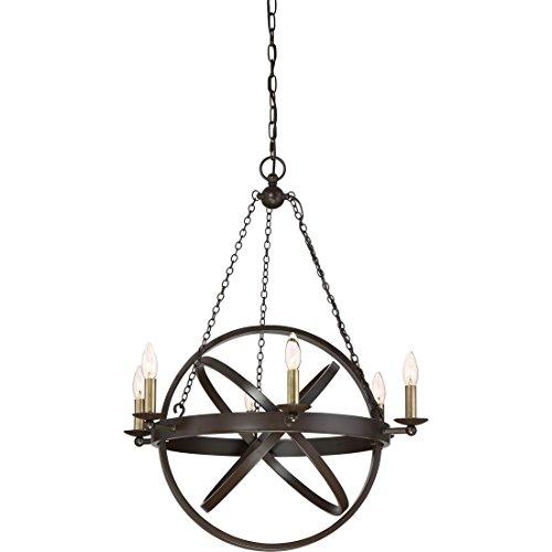quoizel-six-light-chandelier-eon5006wt