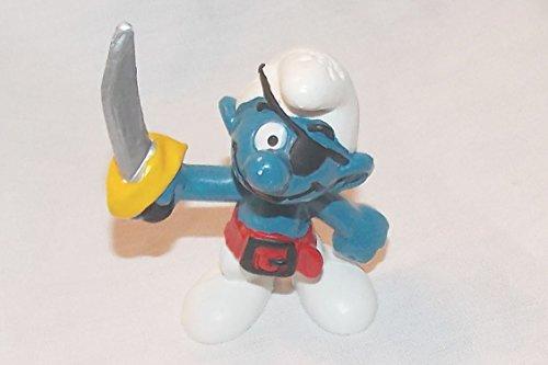 (1978 Vintage Smurf Pirate 2