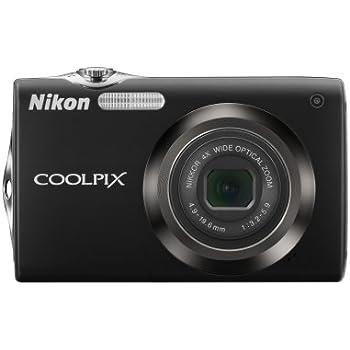 amazon com nikon coolpix s3000 12 0mp digital camera with 4x rh amazon com Nikon Coolpix S570 USB Cable Nikon Coolpix S570 Manual