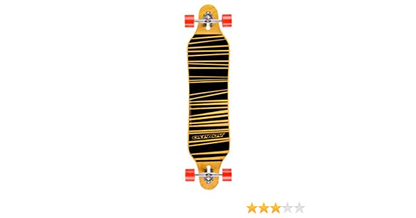 Tablas Osprey Longboard Line Talla 40 Inch Color marr/ón Skateboard