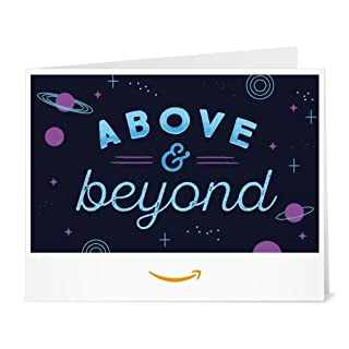 Amazon Gift Card - Print - Above and Beyond (B01NCIQIGG) | Amazon price tracker / tracking, Amazon price history charts, Amazon price watches, Amazon price drop alerts