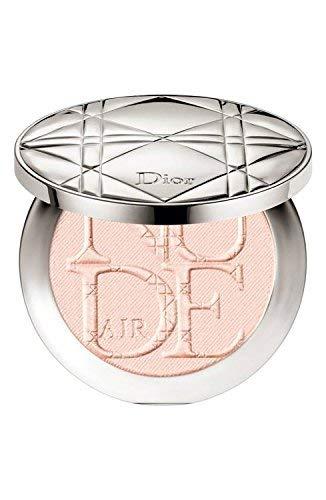(Diorskin Nude Air Luminizer Powder - 002 Pink Glow)