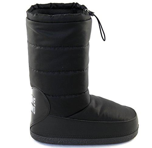 Love Moschino Damenschuhe Stiefel Yeti Schneestiefel Snowboots JA4326