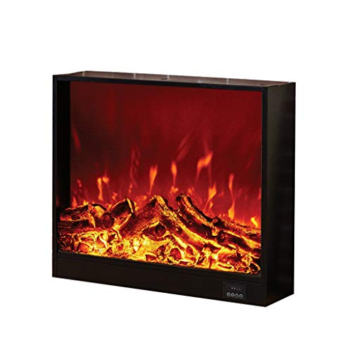 Cheap Liu Weiqin Electric Fireplace Flame Fireplace no Heating Function/Length 660 Thickness 180 Height 560 Metallic Paint Black Friday & Cyber Monday 2019