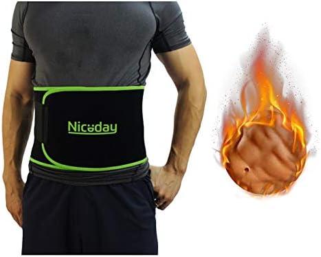 Niceday Premium Waist Trimmer Belt Body Shape