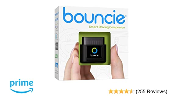 Once Driven Reviews >> Bouncie Connected Car Obd2 Adapter Location Tracking Driving Habits Alerts Geo Fence Diagnostics Family Or Fleets Alexa Google Home
