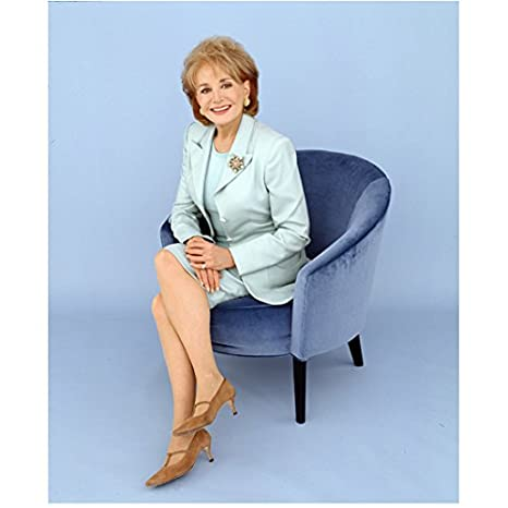 af7fccee12880 Barbara Walters 8 Inch x10 Inch Photo 20/20 The View Today Smiling ...